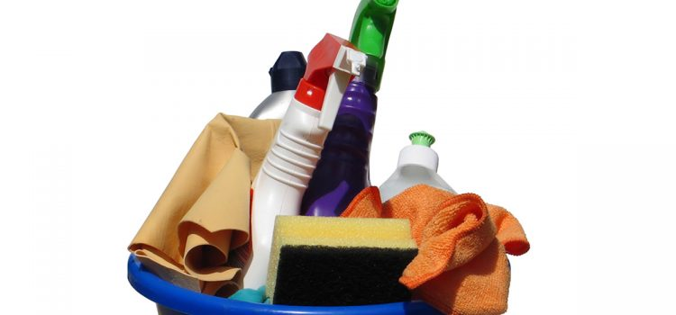All East Bay Properties - Cleaning Supplies