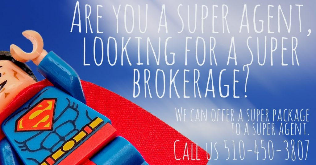 All East Bay Properties - Looking for Super Agents