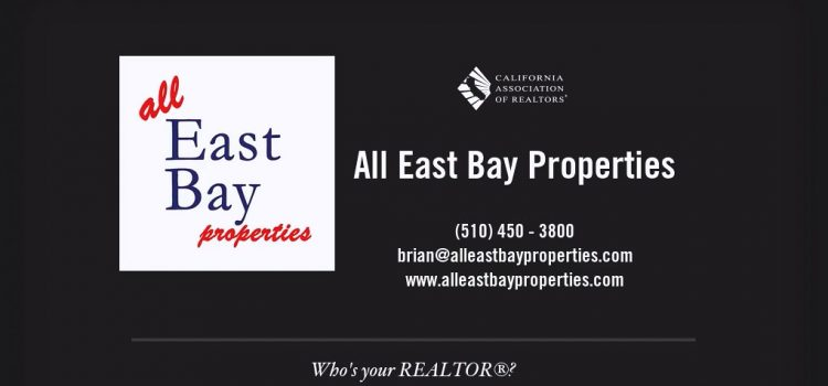 All East Bay Properties - Who's Your Realtor