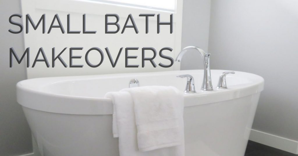 small bath makeovers - All East Bay Properties